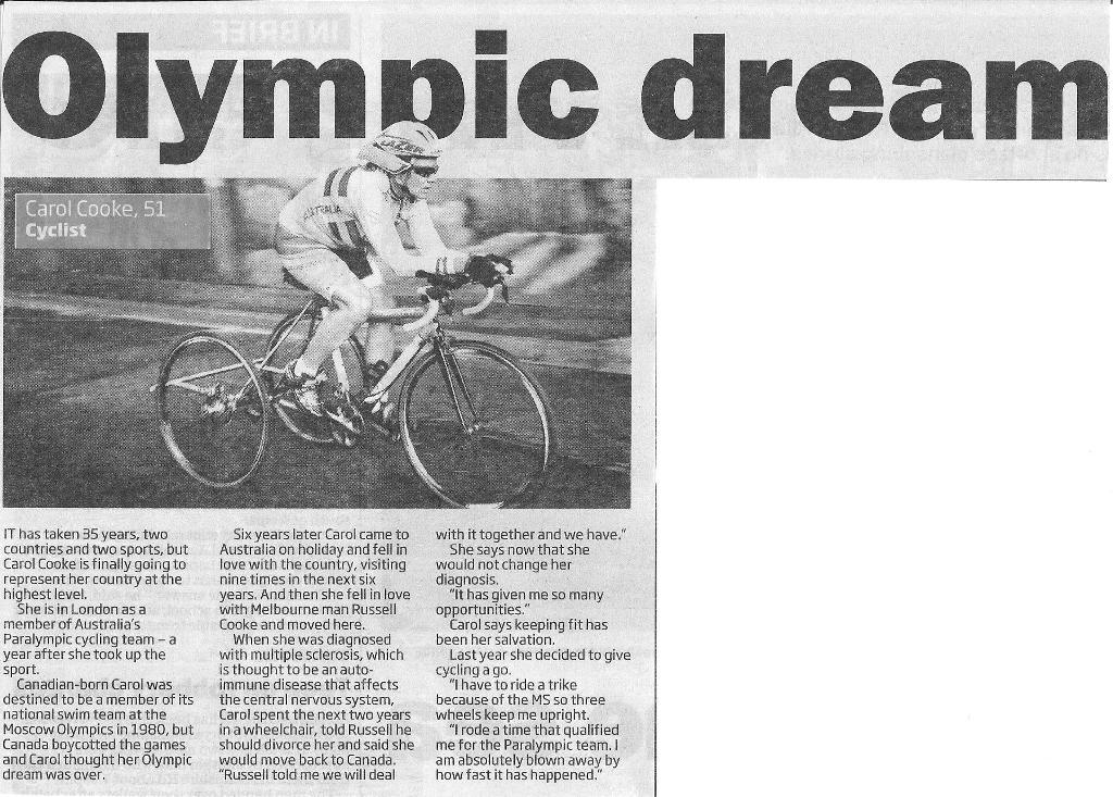 Herald Sun Article - 12-08-12