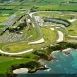 Philip Island Track we raced on