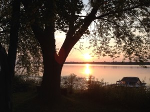 Lake Scugog, Port Perry