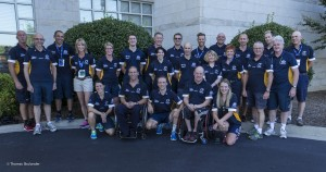 Australian National Para Cycling Team