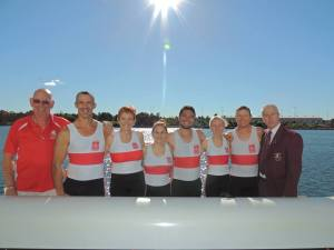Head of the Charles Crew 2014