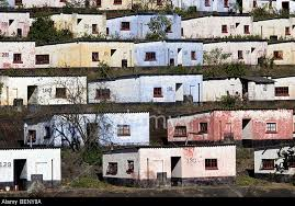 Tin shed homes
