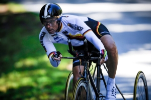 Hans-Peter Durst - Men's T2 World Champion - ITT and Road Race - I've learnt a lot from him!