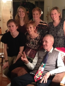 The best family in the world!