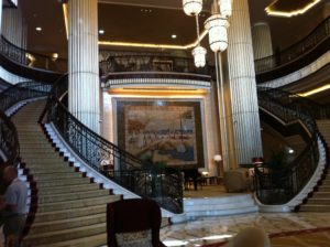 Lobby of the St. Regis