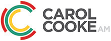 Carol Cooke AM Logo