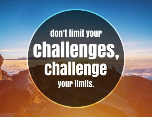 5 Reasons for Pushing Beyond Your Limits